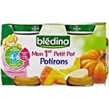 Blédina Mon 1er Petit Pot Potirons 2 x 130 g