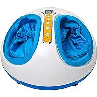 Denshine Fussmassagegerät Wellness Fußreflexzonen Luftdruck Shiatsu Heizung Massagegerät preisvergleich bei billige-tabletten.eu