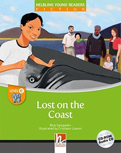 Lost on the Coast, mit 1 CD-ROM/Audio-CD. Level e/4. Lernjahr und höher