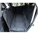 LHMY Pet Car Seat, Car Dog Pad Guinzaglio Traspirante Impermeabile di Sicurezza Pet Car Carriers Puppy Traveling Seat Protector