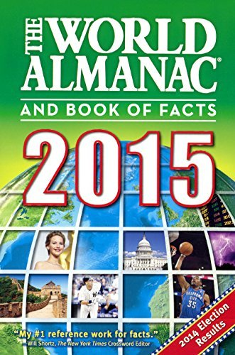 The World Almanac And Book of Facts 2015 (Turtleback School & Library Binding Edition) (World Almanac and Book of Facts (Hardcover)) by Sarah, Ed. Janssen (2014-12-02)