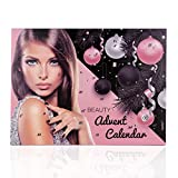 ACCENTRA dekorativ Calendario dell' Avvento Lady cosmetici, 2018