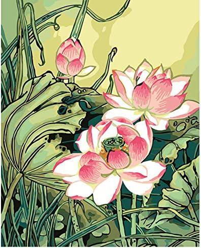 OKOUNOKO Puzzles 1000 Pièces Pièces Pièces pour Adultes Lotus Fleurissant Été Home Art Picture en Bois Personnalisé Assemblage Puzzle Amusant Jeu | Le Moins Cher  d132b7