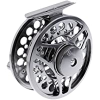 MagiDeal Carrete Giratorio 2 + 1BB Súper Fuerte Rueda Egranajes de Precisión Pescador Trasto Pesca de Hielo
