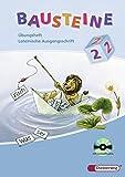 BAUSTEINE Sprachbuch - Allgemeine Ausgabe und Ausgabe Baden-Württemberg 2008: Übungsheft 2 LA mit Lernsoftware