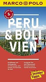 MARCO POLO Reiseführer Peru & Bolivien: Reisen mit Insider-Tipps. Inklusive kostenloser Touren-App & Update-Service hier kaufen
