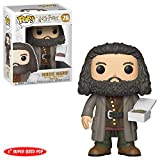 "Funko 35508 POP Vinyl: Harry Potter S5: 6"" Hagrid w/Cake, Multi"