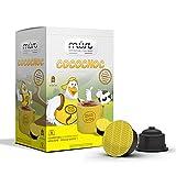 Must Espresso Italiano 96 Capsule Compatibili Dolce Gusto Bevanda al Cioccolato Cocochoc - 6 confezioni da 16 capsule