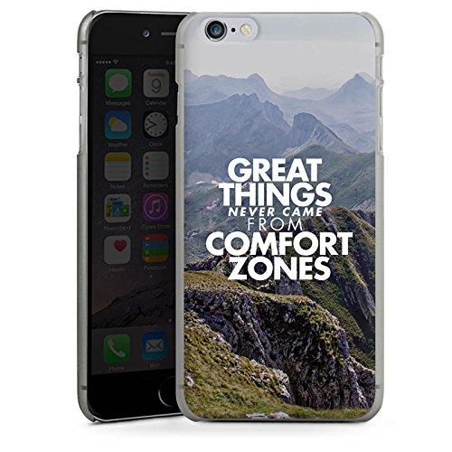 Apple iPhone X Silikon Hülle Case Schutzhülle Motivation Sprüche Workout Hard Case anthrazit-klar