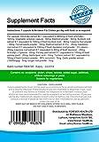 LEBER ENTGIFTEN * Neue Pflanzliche Leber Reinigung * Leberreinigung und Entgiftung - Pflanzliche Organische Leber Reiniger & Orgel Bündig - Diese Neue Formel interne Reinigende Supplement verwendet nur Natur eigenen Kräuter und Pflanzen wie Artischocke Ingwer und Löwenzahnwurzel, um sanft, aber effektiv reinigen Entgiften & Entschlacken Ihre Leber und Gallenblase - 60 Kapseln - SCHNELLER VERSAND VON AMAZON DEUTSCHLAND - Erhalten Ihre Bestellung Innerhalb Weniger Tage Nicht Wochen ! Bild 4