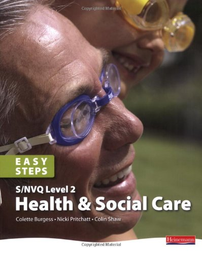 nvq 3 health and social care