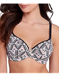 Freya Sphinx Midnight Ember U/W Plunge Bikini Top (AA3910)