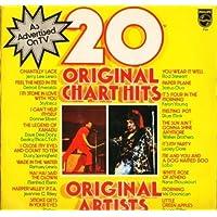 Various - 20 Original Chart Hits - Philips - TV