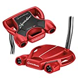 TaylorMade pt-spidertourreddb W/S LH 35 in Spider Tour rot