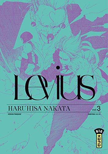 Levius - Tome 3 par Hahurisa Nakata
