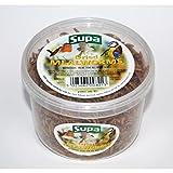 Supa gefriergetrocknete Mehlwürmer für Vögel (500 ml) (Mehrfarbig)
