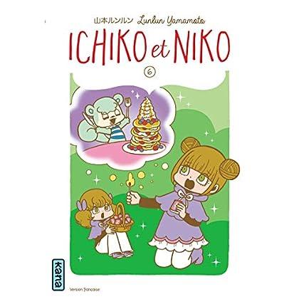 Ichiko et Niko, tome 6