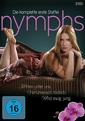 Nymphs - Die komplette erste Staffel [3 DVDs]