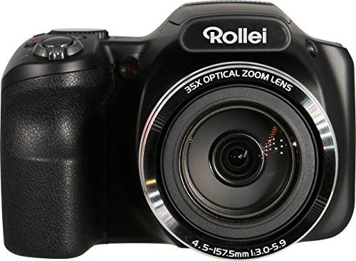 Rollei Powerflex 350 WiFi - Kamera mit 35-fachem Superzoom und einem 3,0 Zoll TFT Farbdisp