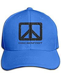 Chickenfoot New Logo Solid Snapback Cap