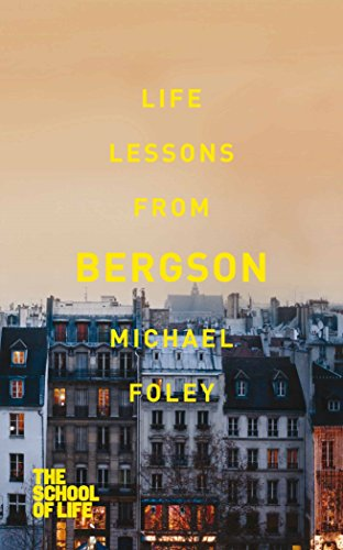 book cover of Life Lessons from Bergson