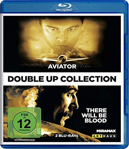 Aviator/There Will Be Blood - Double-Up Collection [Blu-ray]