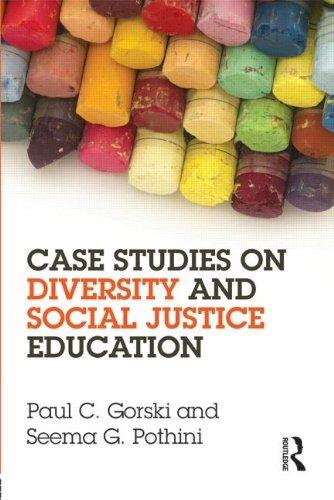 Fall Studien auf Vielfalt und soziale Gerechtigkeit Bildung von Gorski Paul C. pothini Seema G. (2013-11-09) Taschenbuch