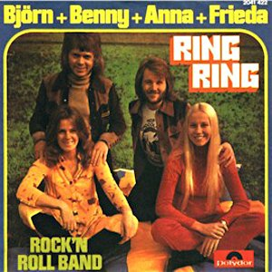 Ring Ring / Rock'n Roll Band / 2041 422