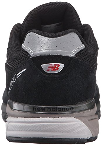 New Balance KJ990V4 Pre Running Shoe (Little Kid) Black