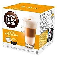 Details about NESCAFÉ Dolce Gusto Cappuccino, Americano and Latte Macchiato 3 Pack 32 Servings Cups