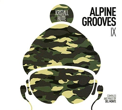 Preisvergleich Produktbild Alpine Grooves Vol.9 (Kristallhütte)