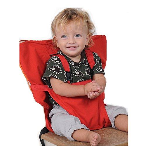 Uni Meilleur Bébé Portable Chaise Haute Voyage Sièges Housse de Sécurité pour Tout-Petits...
