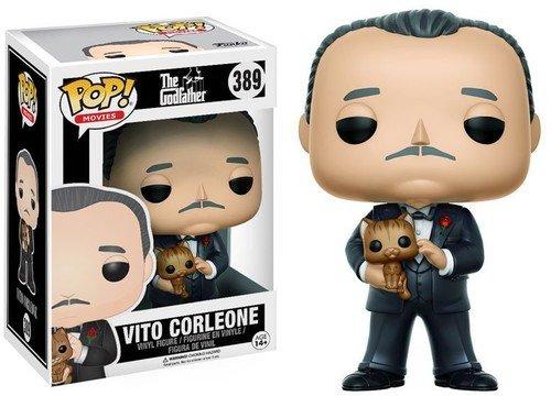 POP! Vinilo - The Godfather: Vito Corleone