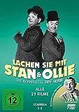 Lachen Sie mit Stan & Ollie (7 DVDs) - Die ZDF-Gesamtedition (Alle 21 Filme) (Fernsehjuwelen)