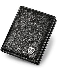 6d433c7aaa Il primo portafoglio in pelle ultra-mini portafoglio ultra-sottile uomo  ultra morbido super