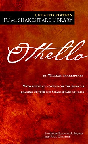 othello-folger-shakespeare-library-english-edition