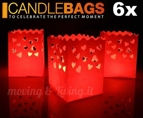 6x-candle-bags-medie-rosse-cuori-sacchetti-porta-candela-da-tavolo