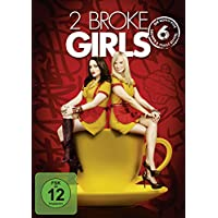 2 Broke Girls - Die komplette sechste Staffel