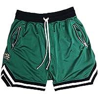 Pantalones cortos Casual for Hombres for Entrenamiento for Hombre Deportivos de Secado rápido Entrenamiento Comodo