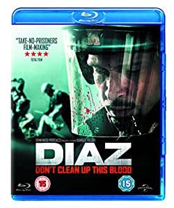 Diaz Don't Clean Up This Blood [Blu-ray] [Import anglais]