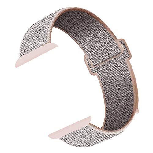 CosyZanx für Apple Watch Armband 38mm 40mm 42mm 44mm,Gewobenes Nylon Sport Schlaufe Handgelenk Uhrband Ersatz Armreif Uhrenarmband für iWatch Apple Watch Series 4 3 2 1