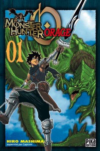 Monster Hunter Orage, Tome 1 par MASHIMA Hiro
