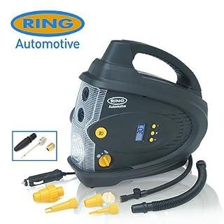 Automotive 12V Digital Air Compressor + Suction 2Way