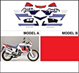 Emanuel & Co Kit adesivi Decal stikers Honda XRV Africa Twin RD 04 750 1990 (Geben Sie Model A Oder B)