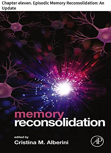 Memory Reconsolidation: Chapter eleven. Episodic Memory Reconsolidation: An Update