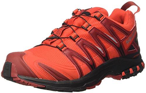 Salomon Homme XA Lite GTX, Black/Quiet Shade/Monument, Synthétique/Textile, Chaussures de Course à Pied et Trail Running, Taille 44.6