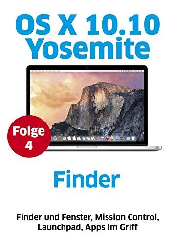 OS X Yosemite - Finder