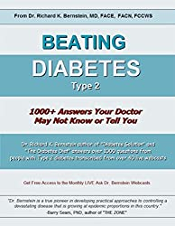 BEATING DIABETES Type 2: 1000+ Answers Your Doctor May Not Know or Tell You (English Edition)
