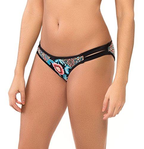 Body Glove Damen Ambrosia Surf Rider Bottom Bikini, Mehrfarbig, S -
