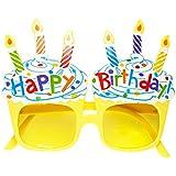 WIDMANN–0346N Happy Birthday Glasses–One Size